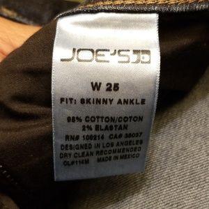 Joe's Jeans Jeans - 🌼🌼Host pick🌼🌼Joe's